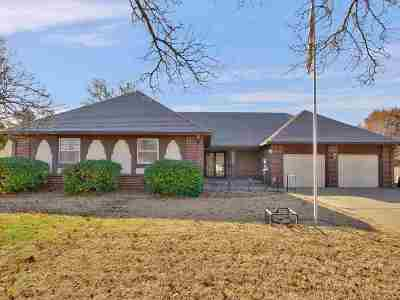 Wichita Single Family Home For Sale: 7715 E Pagent Ln