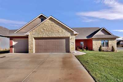 Derby Single Family Home For Sale: 2531 N Fairway Cir