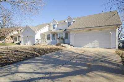 Wichita Single Family Home For Sale: 1500 S Goebel Cir