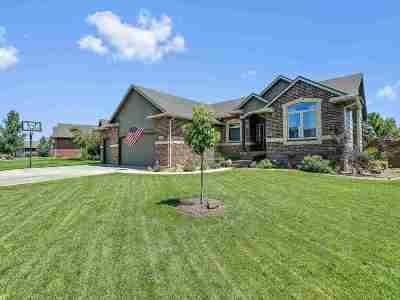 Wichita KS Single Family Home For Sale: $305,500