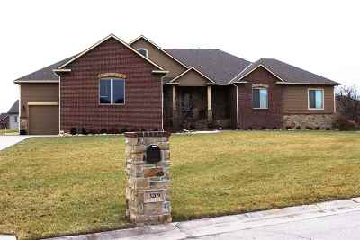 Wichita Single Family Home For Sale: 13209 E Equestrian Cir