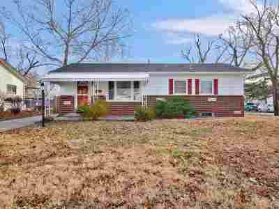 Wichita KS Single Family Home For Sale: $119,000