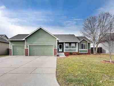 Wichita Single Family Home For Sale: 4217 N Dellrose Cir