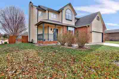 Wichita KS Single Family Home For Sale: $189,900