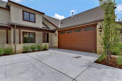 Wichita Condo/Townhouse For Sale: 2252 N Tallgrass St Unit 3