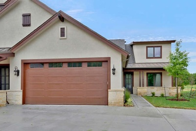 Wichita Condo/Townhouse For Sale: 2264 N Tallgrass St Unit 5