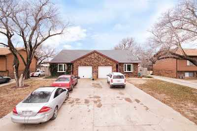 Wichita KS Multi Family Home For Sale: $190,000