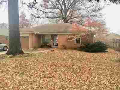 Winfield KS Single Family Home For Sale: $132,900