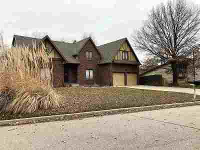 Sedgwick County Single Family Home For Sale: 10323 W Harvest Ct.