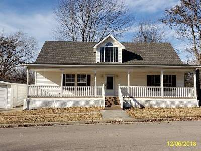 Wichita KS Single Family Home For Sale: $159,900