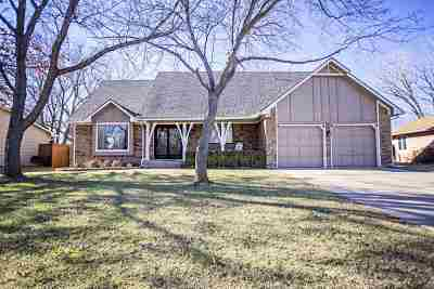 Wichita Single Family Home For Sale: 2251 N Longwood Cir