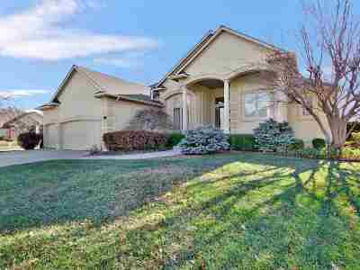 Wichita Single Family Home For Sale: 969 N White Tail Cir