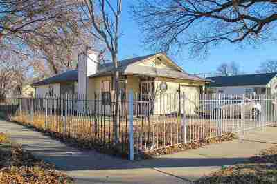Single Family Home For Sale: 1154 N Main St
