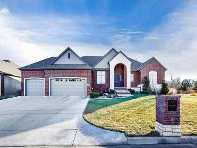 Sedgwick County Single Family Home For Sale: 1445 N Ridgehurst Ct.
