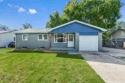 Wichita KS Single Family Home For Sale: $134,000