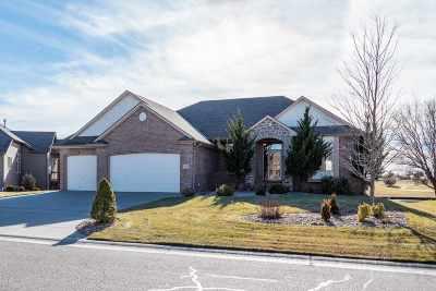 Wichita Single Family Home For Sale: 13415 E Mount Vernon Rd