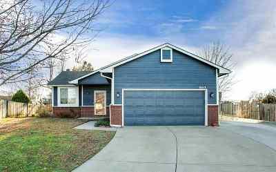 Wichita KS Single Family Home For Sale: $1,495