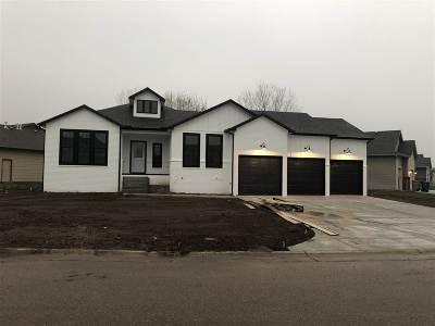Wichita KS Single Family Home For Sale: $285,000
