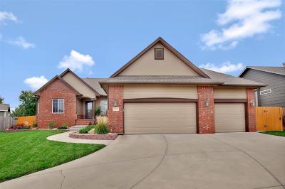 Wichita KS Single Family Home For Sale: $395,000