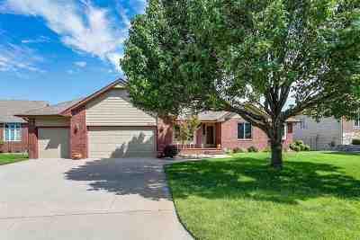 Wichita KS Single Family Home For Sale: $349,900