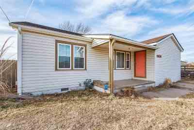 Wichita KS Single Family Home For Sale: $93,000
