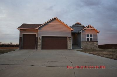 Garden Plain Single Family Home For Sale: 302 W Lavern