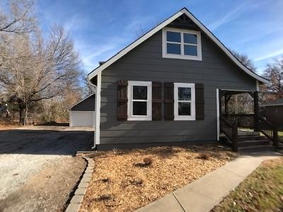 Wichita Single Family Home For Sale: 240 N Socora St
