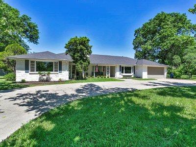 Eastborough Single Family Home For Sale: 35 S Hampton Rd