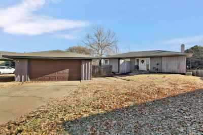 Haysville Single Family Home For Sale: 312 Mimosa Dr