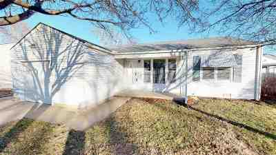 Single Family Home For Sale: 3118 S Palisade St