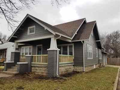 Valley Center KS Single Family Home Sale Pending: $135,000