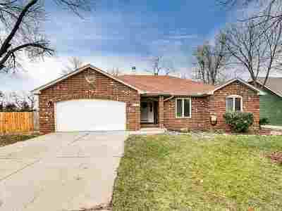 Wichita Single Family Home For Sale: 14906 E Plymouth