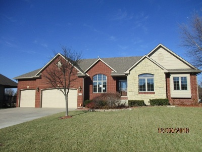 Wichita Single Family Home For Sale: 1937 N Peckham Ct