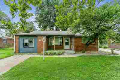 Wichita KS Single Family Home For Sale: $74,900