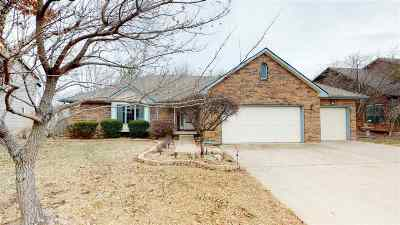 Wichita Single Family Home For Sale: 14311 E Castle Dr