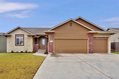 Derby Single Family Home For Sale: 2719 E Mason Ridge Dr