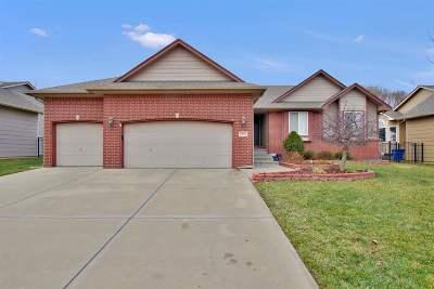 Wichita Single Family Home For Sale: 3205 N Pepper Ridge St