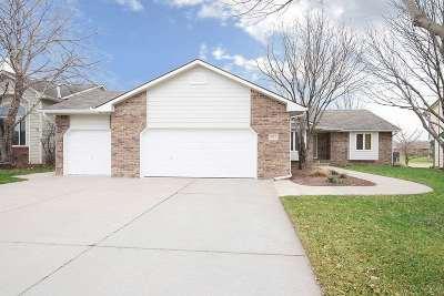 Wichita Single Family Home For Sale: 1014 N Cedar Park Cir