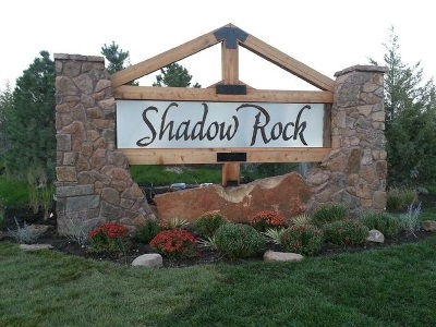 Andover Residential Lots & Land For Sale: 1623 N Shadow Rock Cir