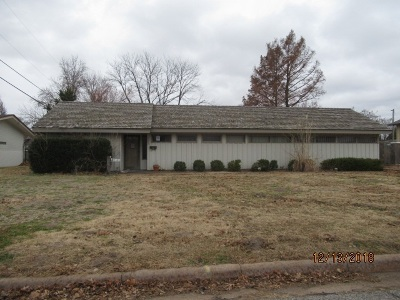 Wichita KS Single Family Home For Sale: $120,000