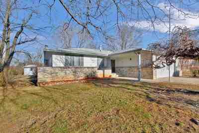 Mulvane Single Family Home For Sale: 1501 N Rockwood Blvd