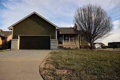 Wichita Single Family Home For Sale: 2502 N Davin Ln