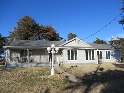Viola Single Family Home For Sale: 23100 W 87th St S