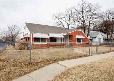 Augusta Single Family Home For Sale: 1301 State St