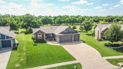 Derby Single Family Home For Sale: 2805 N Rough Creek Dr.
