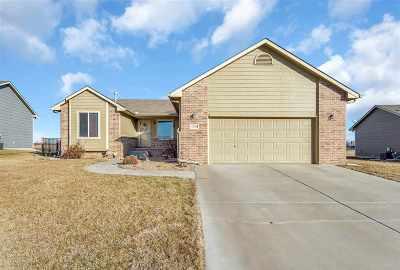 Wichita Single Family Home For Sale: 12810 W Grant