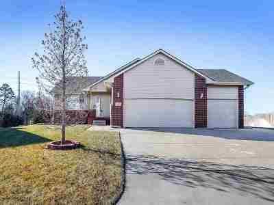 Wichita Single Family Home For Sale: 1509 S Shiloh Ct