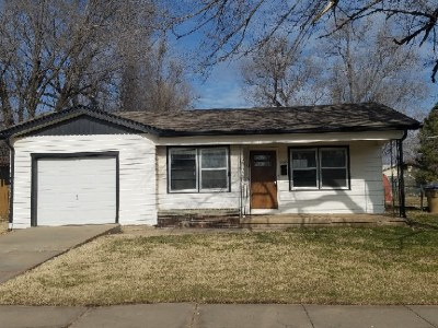 Wichita KS Single Family Home For Sale: $57,000
