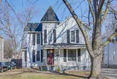 Newton Single Family Home For Sale: 432 E 4th
