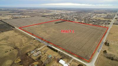 Rose Hill Residential Lots & Land For Sale: SW/C Of 180th St And Prairie Creek Rd